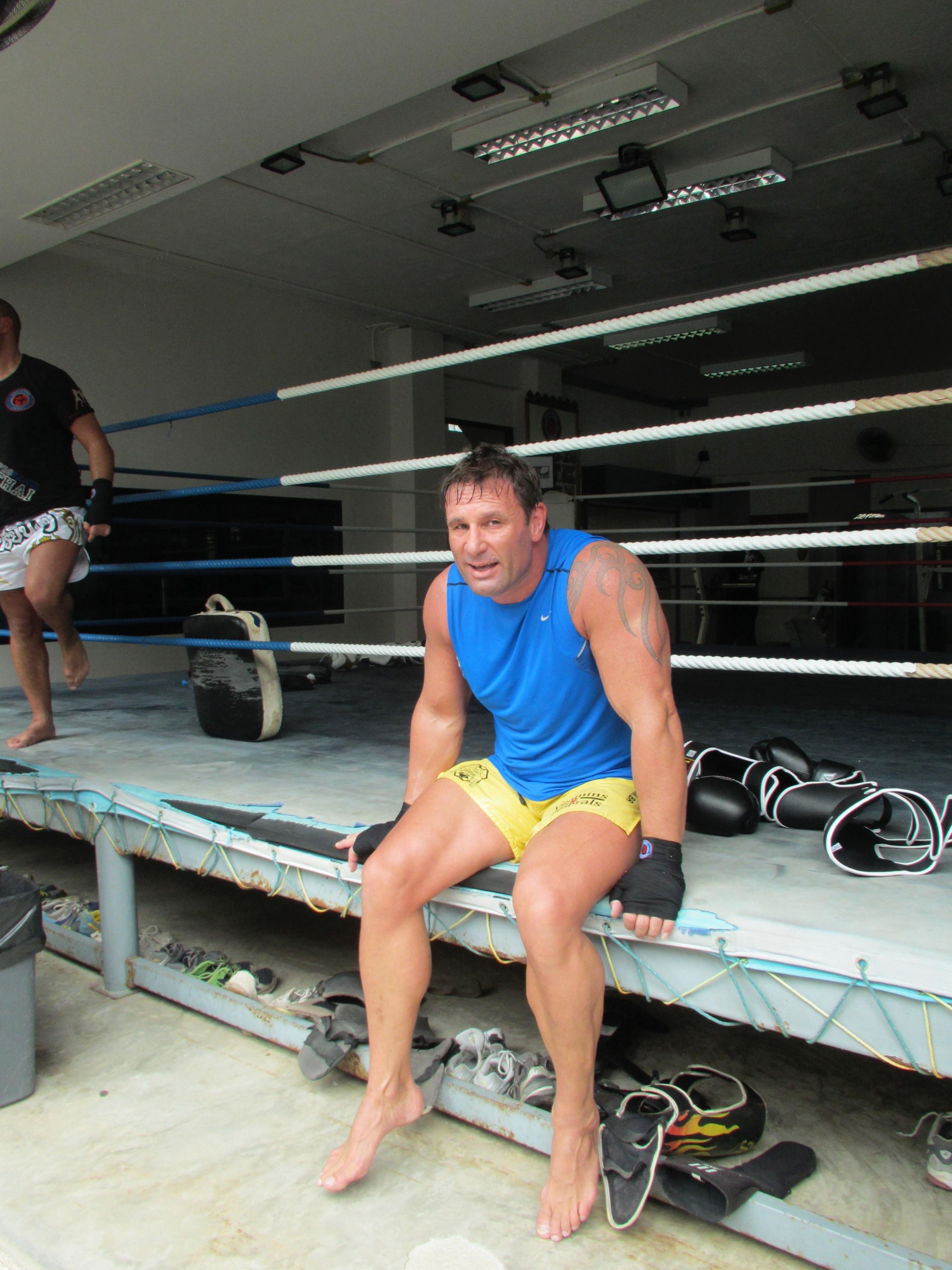 Hard werken in Thailand