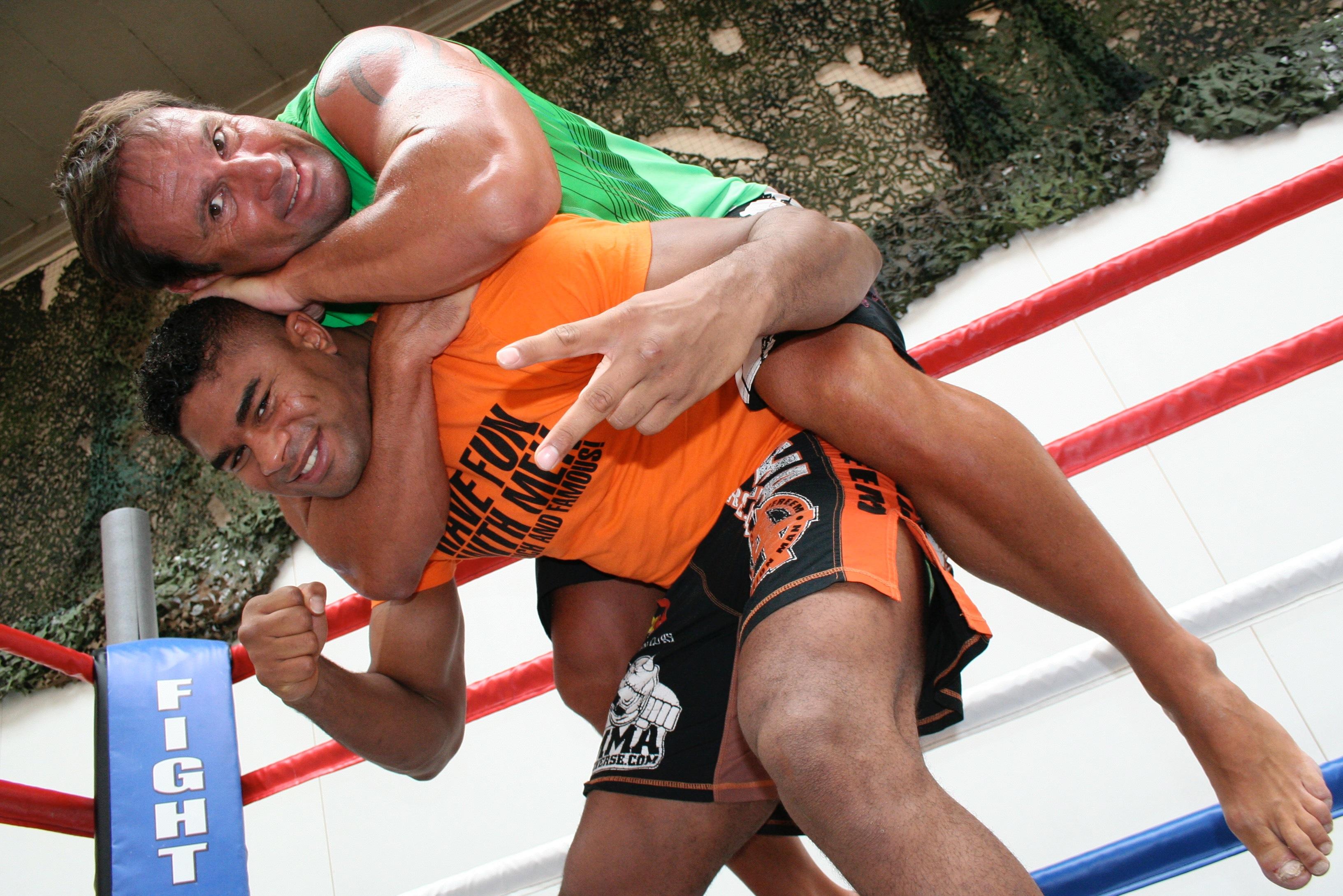 JK vs Ali!