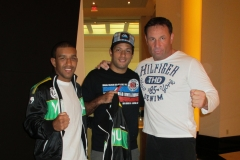 Met Aldo & coach in Vegas