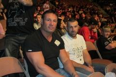 Met Dion Staring @UFC Vegas