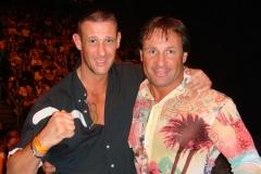 Met Robbie van Esdonck