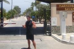 Te gast bij de mariniers Aruba